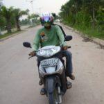Keselamatan Berkendara Motor dengan Helm