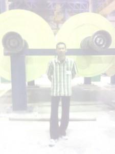 magang pabrik kertas