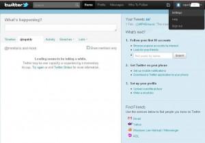 tutup akun twitter