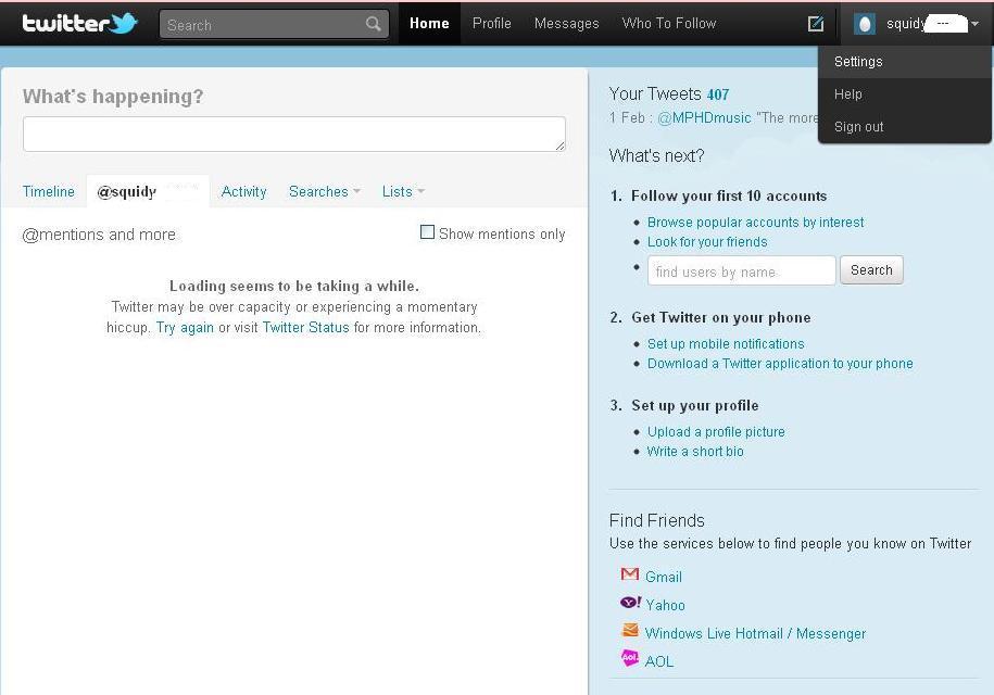 ... mudah tidak perlu untuk menghack akun twitter buat saja akun klonengan