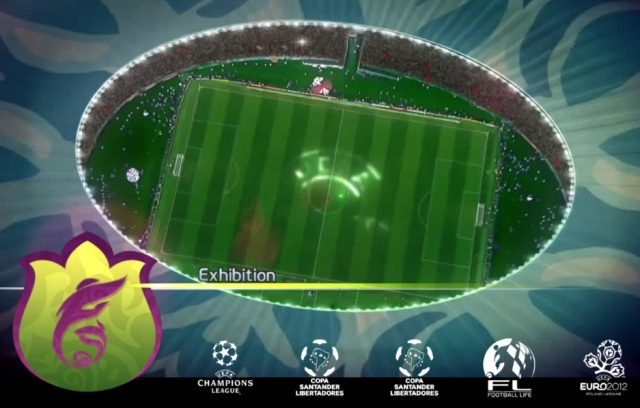 Update Pro Evolution Soccer Edisi PES Edit Euro 2012 Polandia-Ukraina