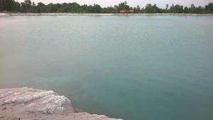 Danau Biru Gambut Kalimantan Selatan 2