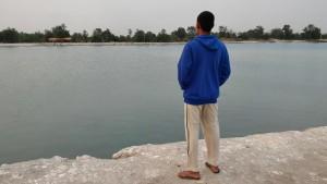 Danau Biru Gambut Kalimantan Selatan 3