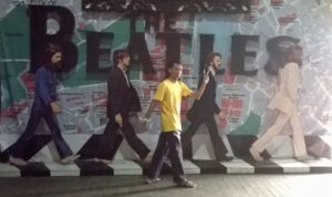 Museum Angkut Abbey Road The Beatles
