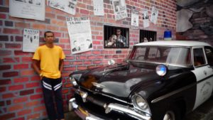 Museum Angkut Gangster Town