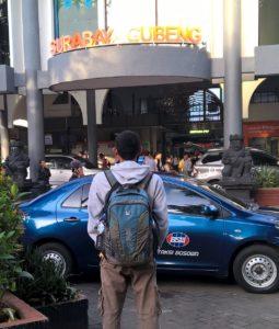 Stasiun Gubeng Surabaya