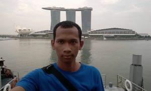 Marina Bay Sand Singapura