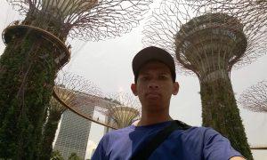 Super Tree Garden By th Bay Singapura