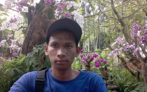 National Orchid Garden Singapura