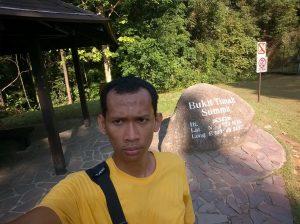 Bukit Timah Nautre Reserve Singapura