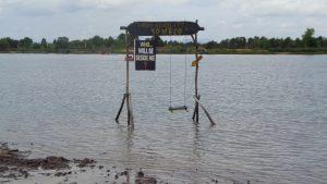 Danau Caramin Banjarbaru