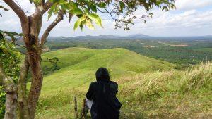 Pemandangan Bukit Rimpi Teletubbies Tanah Laut Pelaihari