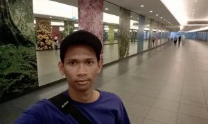 MRT Bayfront Singapura