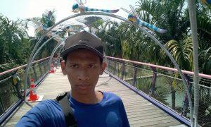Jembatan Capung Garden By th Bay Singapura