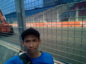 sirkuit Marina Bay F1 GP Singapura