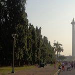 Sehari di Ibukota, Jakarta (Kota Tua dan Tugu Monas)