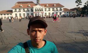 Taman Fatahillah Kota Tua Jakarta