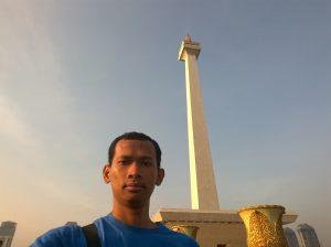 Tugu Monas Jakarta Indonesia