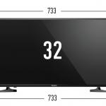 Hal Yang Membuat Unggul TV LED Panasonic TH – 32D305