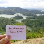gambutku Mendaki Bukit Matang Kaladan Riam Kanan Kalimantan Selatan