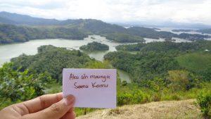 Bukit Matang Kaladan Riam Kanan Kalimantan Selatan