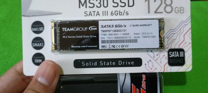 Cara Meningkatkan Performa Laptop Asus A407UA dengan menambah SSD dan RAM