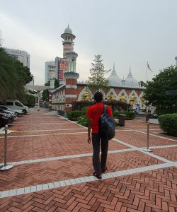 Mesjid Jamek Malaysia
