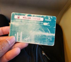 Tiket KL Transit
