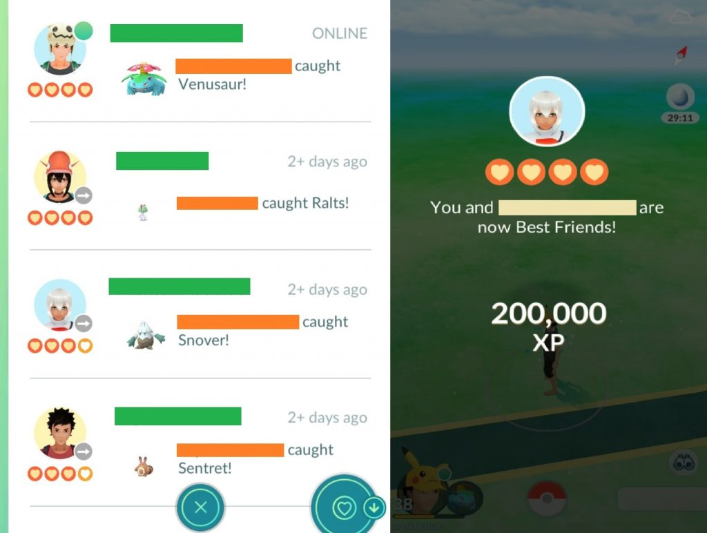 cara cepat dan mudah menaikkan level XP Pokemon GO