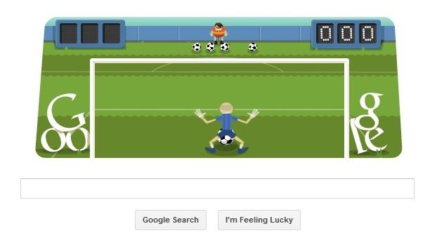 google doodles soccer 2012