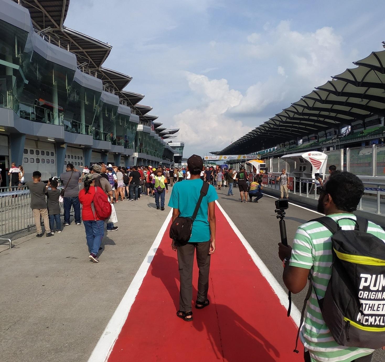 MotoGP Sepang Malaysia 1